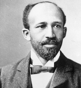 WEB Du Bois, African-American leader; minorities were accepted into the national narrative in the US
