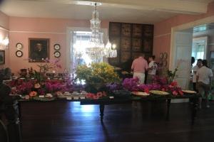 Fisherpond House buffet