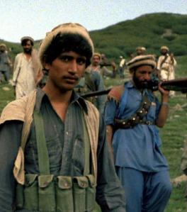 Afghan Mujahadin in 1985