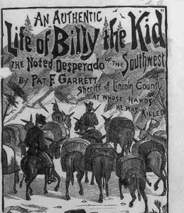 Billy the Kid in a land war in Lincoln County