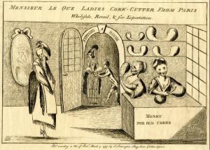 Cork cutters