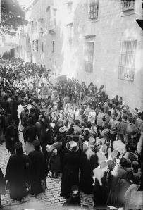 Nabi Musa procession (Matson Collection)