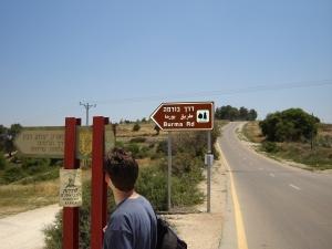 On the Burma Road (Seth J. Frantzman)