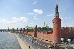 The Kremlin (Seth J. Frantzman)