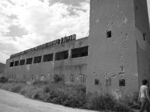 The fort at Gesher (Seth J. Frantzman)