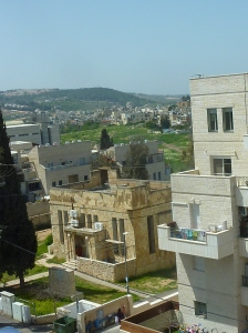 The house in Makor Haim