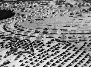 """The evils of Arieh Sharon's """"planning"""" regime of the 1950s still hang like a shadow over the country"""