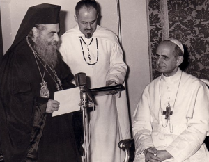 Paul VI in Jerusalem
