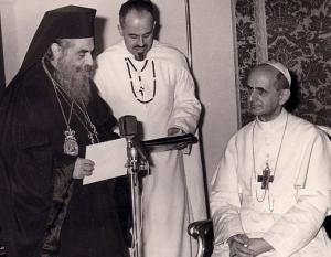 Paul VI in Jerusalem