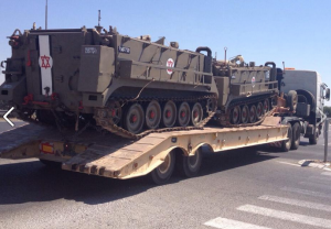 Israeli armored vehicles from the recent war, does Hamas get better health treatment than Israeli soldiers?
