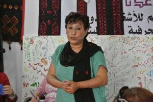 Wafa Shaheen (Seth J. Frantzman)