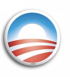 US election logo