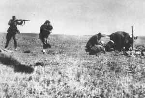 Einsatzgruppen, 1942