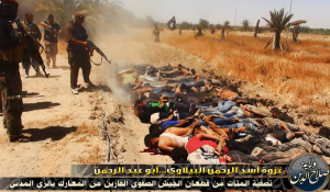 ISIS at work