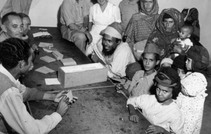 "Yemenite Jewish immigrants in 1949, they were called ""barbaric"" and ""primitive"" by leading Labor Zionists"