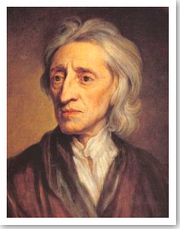 John Locke, an American-style liberal and advocate of natural rights
