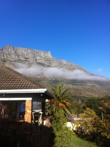Table Mountain, Cape Town (Seth J. Frantzman)