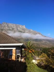 Table Mountain, Cape Town (Seth J. Frantzman)