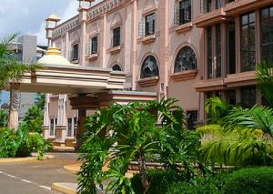Oshwal Center in Kenya