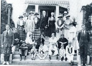 William Hart's family