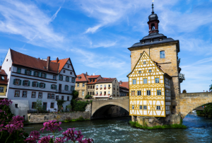 Bamberg, home of the university