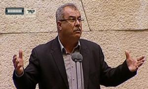 Hadash leader Mohammed Barakeh