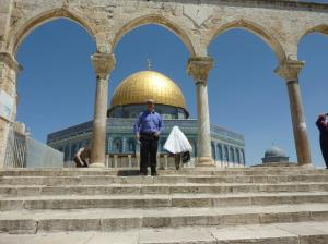 On the Temple Mount