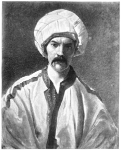Richard Francis Burton dressed like the locals too