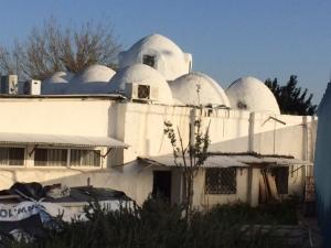 The shrine of the Imam Ali