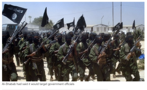 Al-Shabab are emulating ISIS