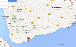 Yemen (Google Maps)