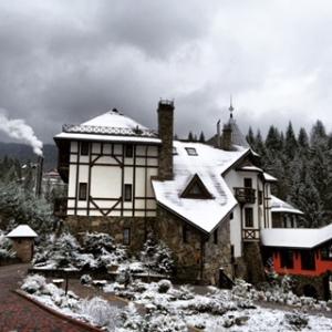 Carpathian snow (Seth J. Frantzman)