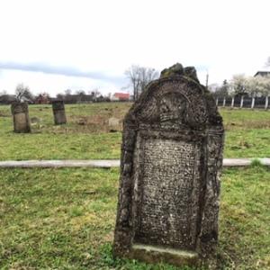 Belz Jewish cemetery (Seth J. Frantzman)