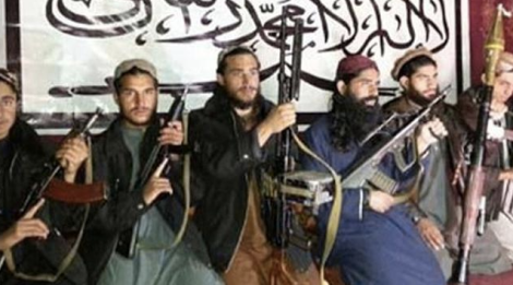 Taliban murderers involved in the Peshawar school attack