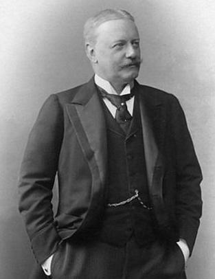 Von Bulow, a good German politician