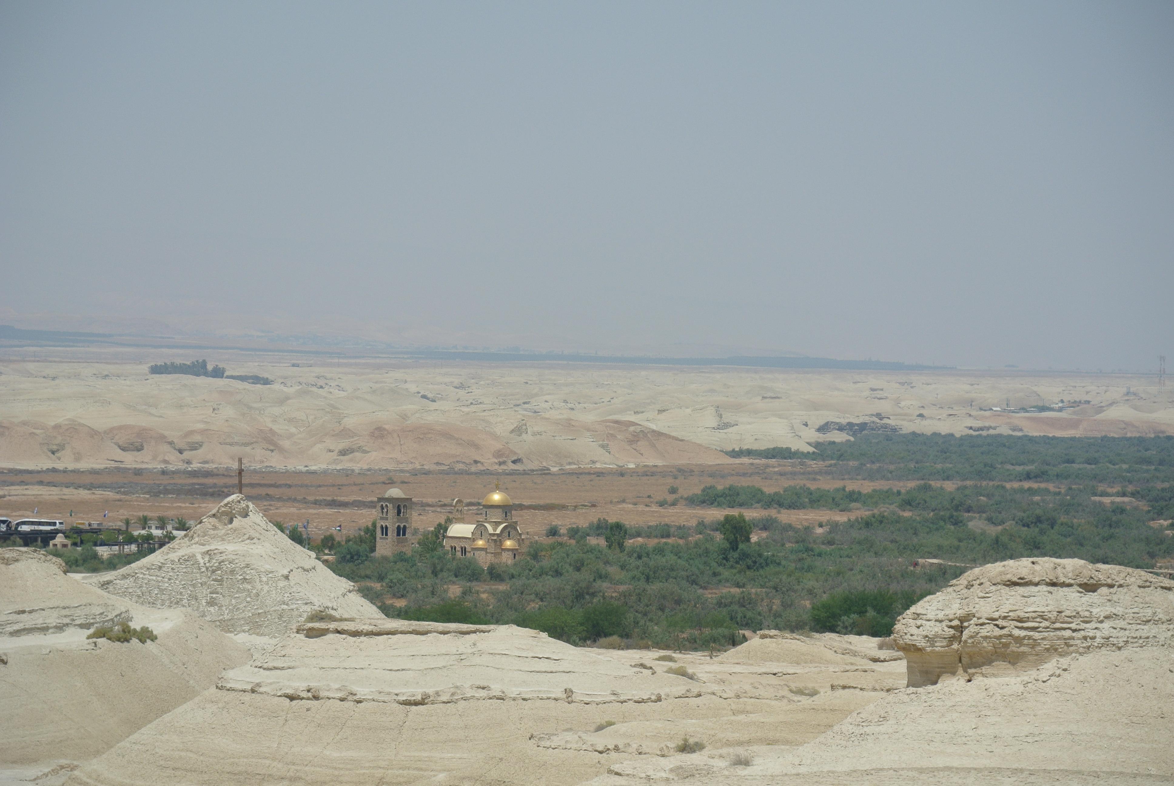 Jordan's Baptism Site: Completing The Holy Land