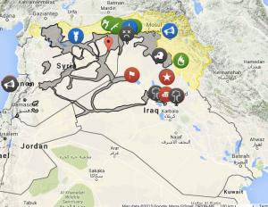 ISIS under pressure